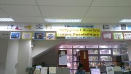 MCHS Library Media Week Activities